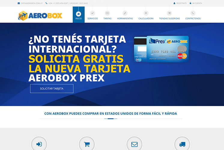 Portafolio Aerobox Uruguay