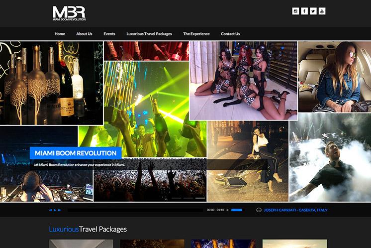 Portafolio Miami Boom Revolution